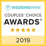 WeddingWire Award